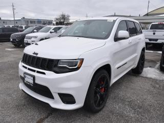 New 2019 Jeep Grand Cherokee SRT|LEATHER|4X4|NAV|BLUETOOTH|WIFI HOTSPOT for sale in Concord, ON