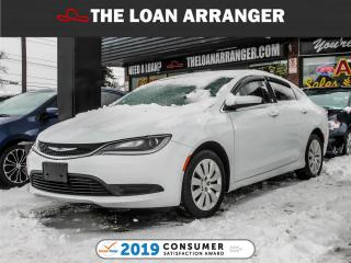 Used 2016 Chrysler 200 for sale in Barrie, ON