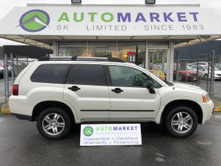 Used 2006 Mitsubishi Endeavor LS AWD YOU WORK/YOU DRIVE! for sale in Langley, BC