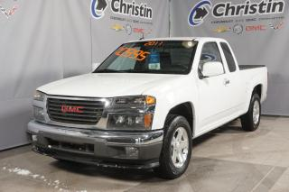 Used 2011 GMC Canyon Sle Tonneau Cover for sale in Montréal, QC
