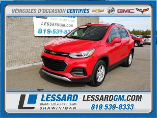 Used 2017 Chevrolet Trax Lt, Usb, Bluetooth for sale in Shawinigan, QC