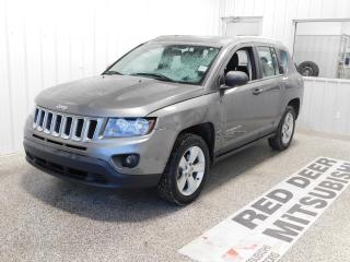 Used 2014 Jeep Compass Sport/North for sale in Red Deer, AB
