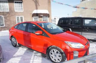 Used 2012 Ford Focus 4DR SDN SE for sale in Mascouche, QC