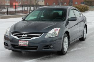 Used 2012 Nissan Altima 2.5 S ONLY 72K   here and available for sale in Waterloo, ON