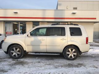 Used 2014 Honda Pilot Touring Bluetooth, Back Up Camera, Navigation, and More! for sale in Waterloo, ON