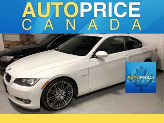 Used 2007 BMW 335i i SPORT PKG|NAVIGATION|MOONROOF for sale in Mississauga, ON