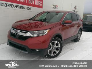 New 2019 Honda CR-V EX-L $240 BI-WEEKLY - $0 DOWN for sale in Cranbrook, BC