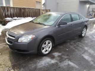 Used 2011 Chevrolet Malibu 4dr Sdn LS for sale in Oshawa, ON