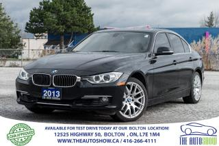 Used 2013 BMW 3 Series 328i xDrive Navi GPS Certified Serviced AWD Clean for sale in Bolton, ON
