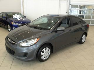 Used 2013 Hyundai Accent GL A/C for sale in Longueuil, QC