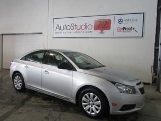 Used 2011 Chevrolet Cruze LS 1.8L **AUTOMATIQUE**VITRES ÉLECTRIQUE for sale in Mirabel, QC