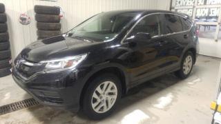Used 2015 Honda CR-V SE AWD for sale in Gatineau, QC