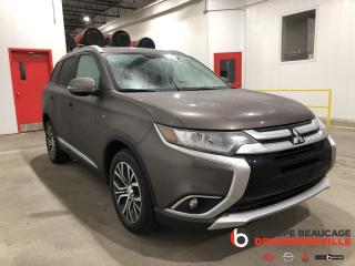 Used 2018 Mitsubishi Outlander SE Touring for sale in Drummondville, QC