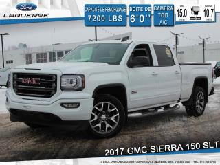 Used 2017 GMC Sierra 1500 Slt Cam Sonar Toit for sale in Victoriaville, QC
