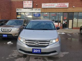 Used 2011 Honda Odyssey Wgn EX for sale in Scarborough, ON