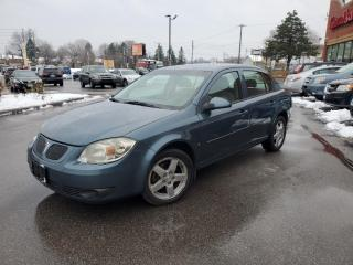 Used 2007 Pontiac G5 4dr Sdn SE for sale in Scarborough, ON