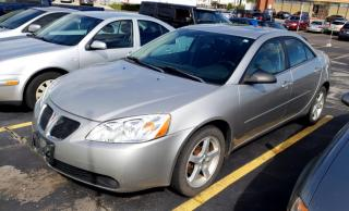 Used 2006 Pontiac G6 4dr Sdn GT for sale in Scarborough, ON