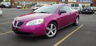 Used 2008 Pontiac G6 2dr Conv GT for sale in Scarborough, ON