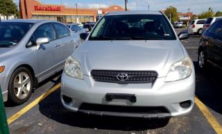 Used 2007 Toyota Matrix for sale in Scarborough, ON