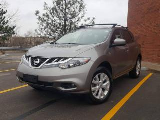 Used 2011 Nissan Murano AWD 4DR SV for sale in Scarborough, ON