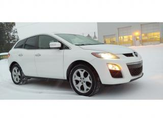 Used 2012 Mazda CX-7 GT for sale in St-Jérôme, QC
