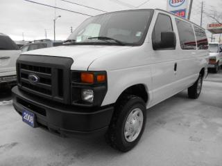Used 2008 Ford E350 XL 12Passenger Loaded Certified ONLY 144,000KMs for sale in Etobicoke, ON