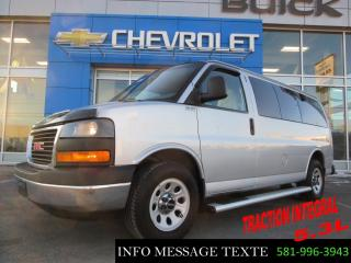 Used 2014 Chevrolet Express Awd, Traction for sale in Ste-Marie, QC