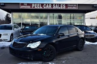 Used 2008 Chrysler Sebring LX for sale in Mississauga, ON