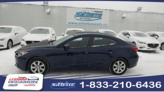Used 2014 Mazda MAZDA3 AIR CLIMATISE, ET BAS PRIX!!! for sale in St-Georges, QC