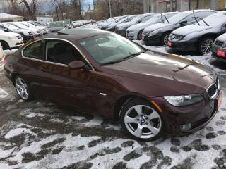 Used 2008 BMW 3 Series 328xi/ AUTO/ AWD/ LEATHER/ SUNROOF/ FULLY LOADED! for sale in Scarborough, ON