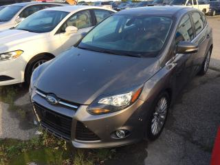 Used 2012 Ford Focus Titanium for sale in Alliston, ON