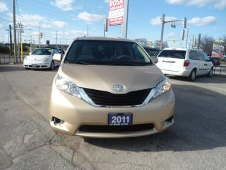 Used 2011 Toyota Sienna AWD NO ACCIDENT POWER SLIDING B-TOOTH BACK CAM A/C for sale in Oakville, ON
