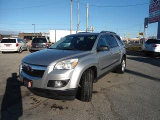 Used 2008 Saturn Outlook AWD 8 PASSENGER PW PL PM REMOTE START CRUISE A/C for sale in Oakville, ON