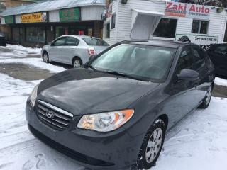 Used 2008 Hyundai Elantra GL/Safety/E Test is included the price for sale in Toronto, ON