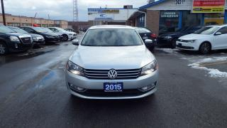 Used 2015 Volkswagen Passat COMFORTLINE/SUNROOF/BACKUP CAMERA/$13999 for sale in Brampton, ON