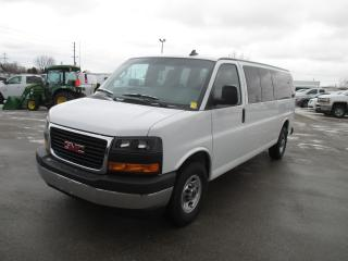 Used 2018 GMC Savana 3500 1LT PKG,15 PASSENGER for sale in London, ON