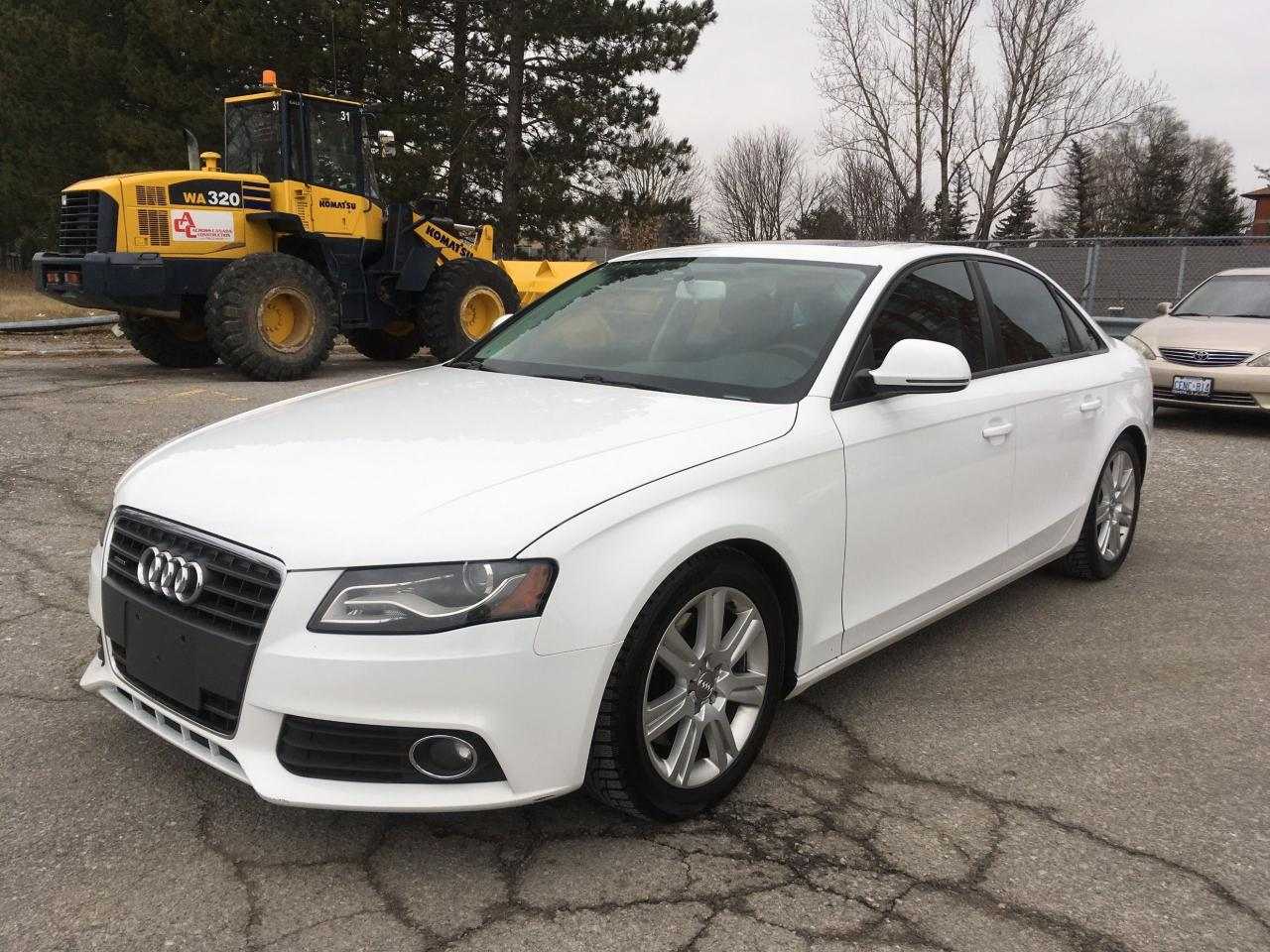 Used 2009 Audi A4 For Sale In Scarborough Ontario Carpages Ca