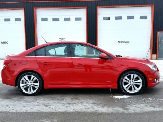 Used 2012 Chevrolet Cruze RS-LT Turbo for sale in Jarvis, ON