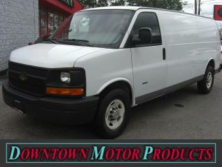 Used 2012 Chevrolet Express 3500 DURAMAX DIESEL EXTENDED for sale in London, ON