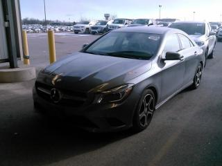 Used 2014 Mercedes-Benz CLA-Class CLA250-NAVI-BACKUP CAM-HID LIGHTS-HTD SEATS for sale in Mississauga, ON