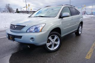 Used 2008 Lexus RX 400h 1 OWNER / NO ACCIDENTS / SUPER CLEAN for sale in Etobicoke, ON