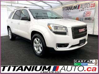 Used 2016 GMC Acadia SLE-2-AWD-Camera-Heated Power Seats-Remote Start- for sale in London, ON