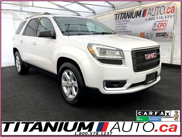2016 GMC Acadia SLE-2-AWD-Camera-Heated Power Seats-Remote Start-