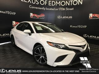 Used 2018 Toyota Camry SE for sale in Edmonton, AB