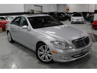 Used 2009 Mercedes-Benz S-Class S450 4-MATIC   FULLY LOADED for sale in Vaughan, ON