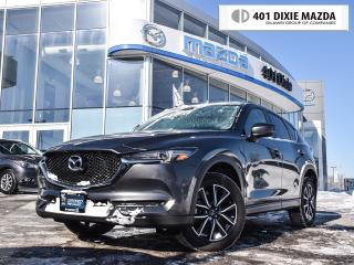 Used 2018 Mazda CX-5 GT, 1.9% FINANCE AVAILABLE, NO ACCIDENTS for sale in Mississauga, ON