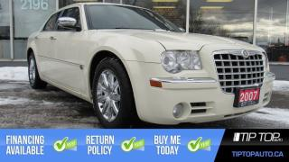 Used 2007 Chrysler 300C ** 5.7L V8, Leather, Clean CarFax, Sunroof ** for sale in Bowmanville, ON