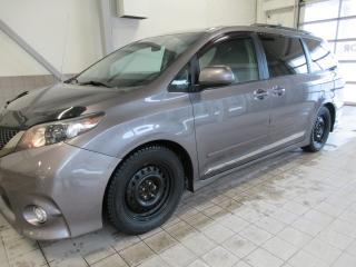 Used 2011 Toyota Sienna SE 8 Passenger NO DAMAGE CLEAN CARPROOF for sale in Toronto, ON