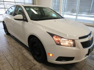 Used 2013 Chevrolet Cruze LT Turbo NO DAMAGE CLEAN CARPROOF for sale in Toronto, ON