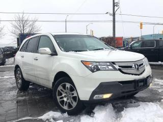 Used 2009 Acura MDX Tech/Entertainment Pkg*Sunroof*Leather* for sale in Mississauga, ON